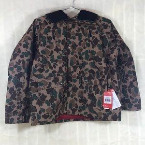 Men's XXL The North Face Camo Decagon 2.0 Jacket